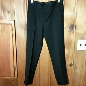 Banana Republic Factory ankle pants black